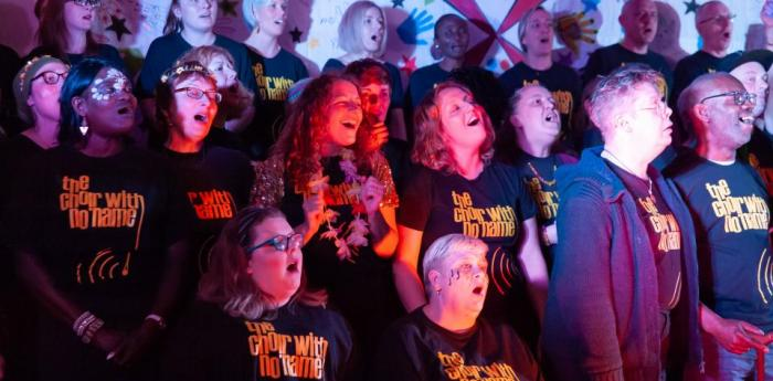 The Choir With No Name | The choir charity for homeless and