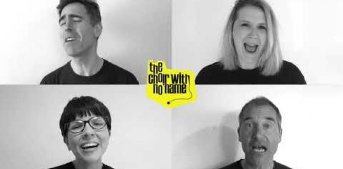 Embedded thumbnail for CWNN Choir Directors sing Ain't No Mountain