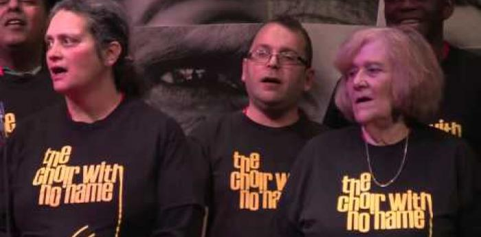 Embedded thumbnail for TEDxEastEnd: Sing From the Margins - How a choir transforms lives