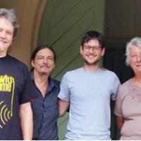 Ian with The Transformer choir from Australia