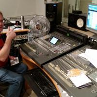 Thomas, choir member, in the Endell Street Studio